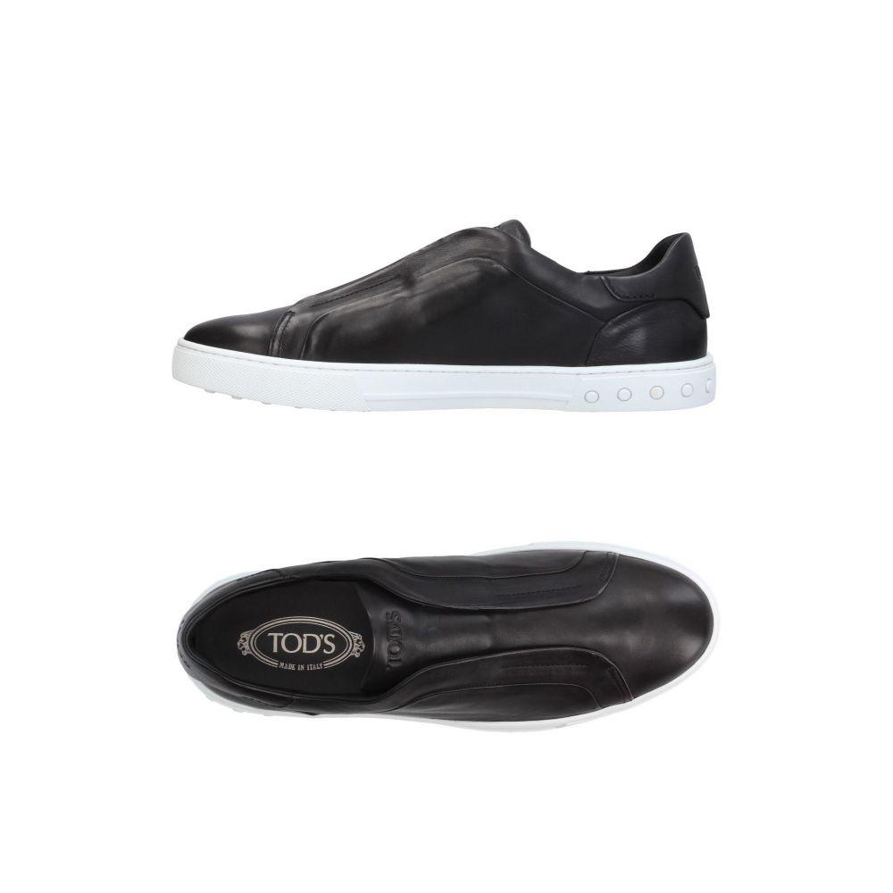 トッズ TOD'S メンズ スニーカー シューズ・靴【sneakers】Black
