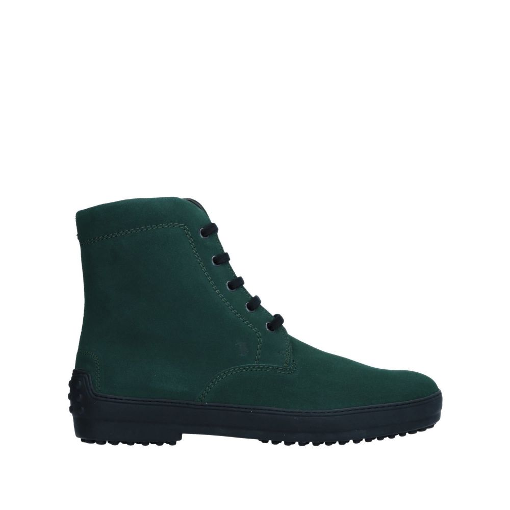 トッズ TOD'S メンズ ブーツ シューズ・靴【boots】Emerald green