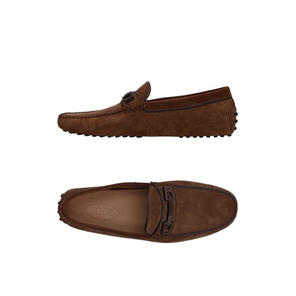 トッズ TOD'S メンズ ローファー シューズ・靴【loafers】Khaki