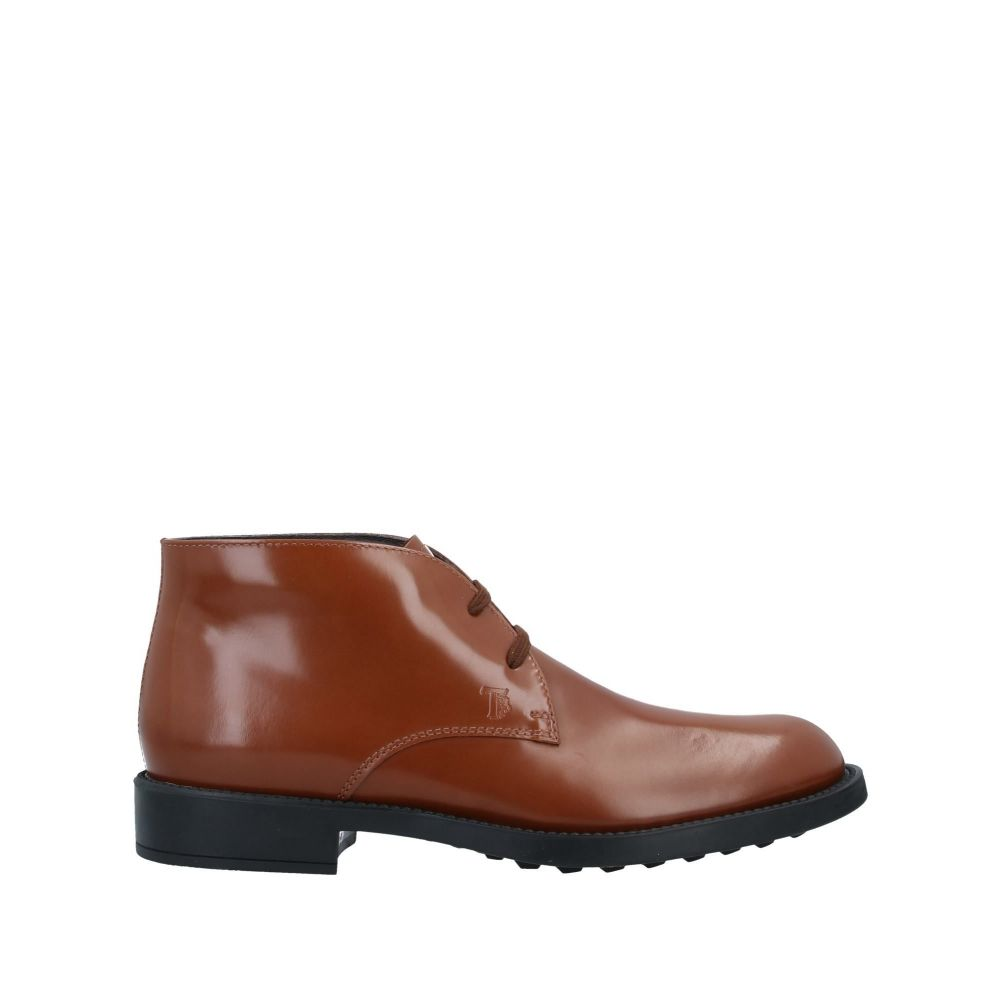 トッズ TOD'S メンズ ブーツ シューズ・靴【boots】Tan