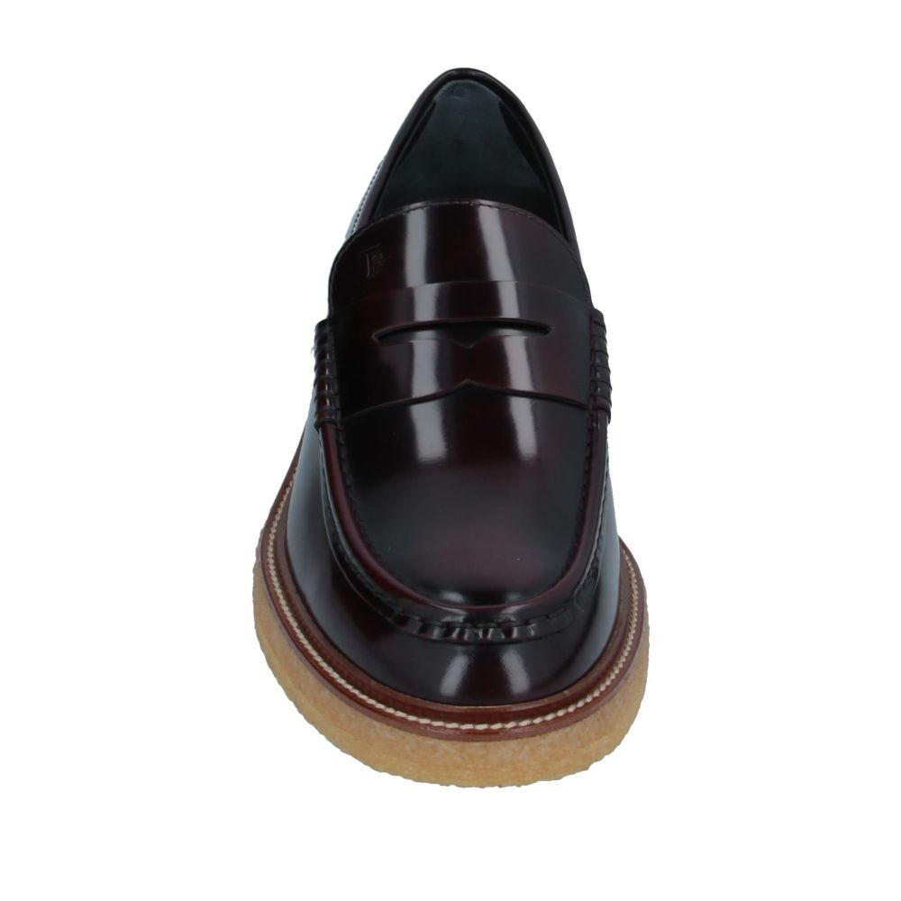 トッズ TOD'S メンズ ローファー シューズ・靴 loafers Deep purpleshrQCdt