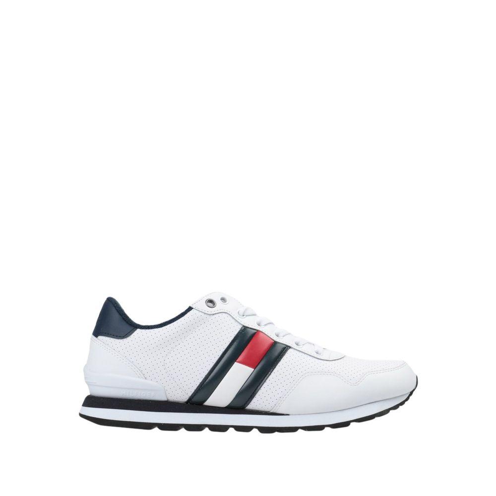 トミー ジーンズ TOMMY JEANS メンズ スニーカー シューズ・靴【lifestyle sneaker sneakers】White