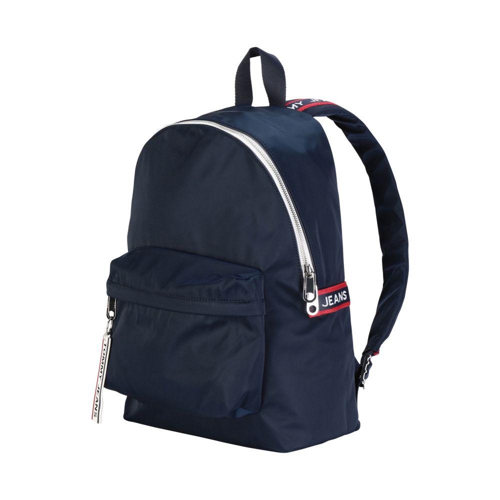 トミー ジーンズ TOMMY JEANS メンズ バッグ 【backpack & fanny pack】Dark blue