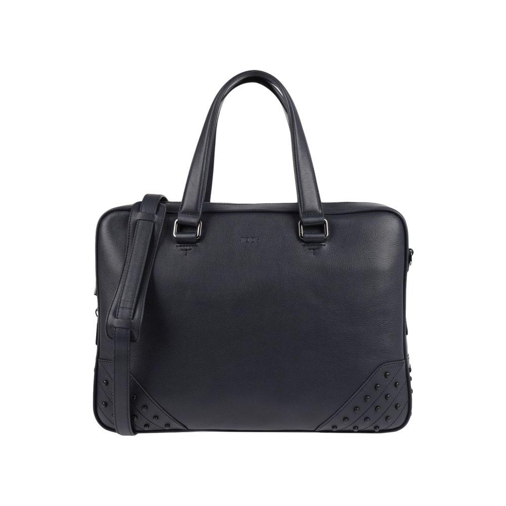 トッズ TOD'S メンズ バッグ 【work bag】Dark blue