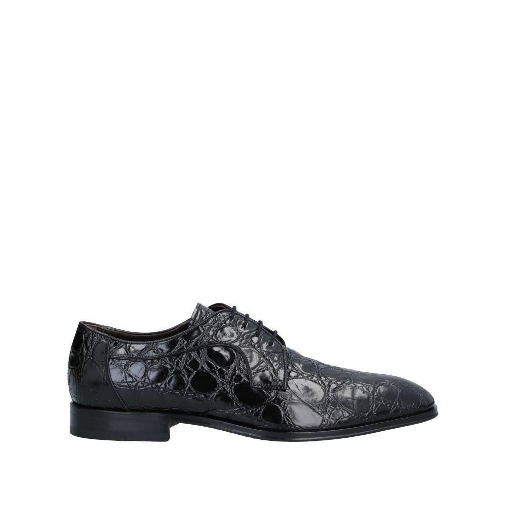 アルドブルエ ALDO BRUE メンズ シューズ・靴 【laced shoes】Black