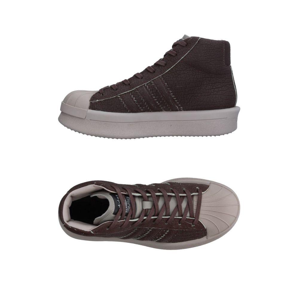 アディダス RICK OWENS x ADIDAS メンズ スニーカー シューズ・靴【sneakers】Cocoa