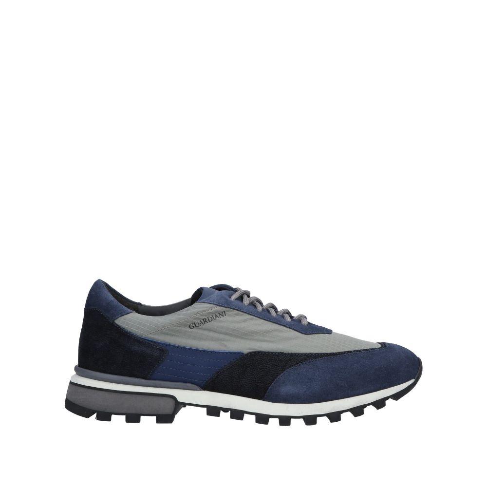 アルベルト ガルディアーニ ALBERTO GUARDIANI メンズ スニーカー シューズ・靴【sneakers】Slate blue