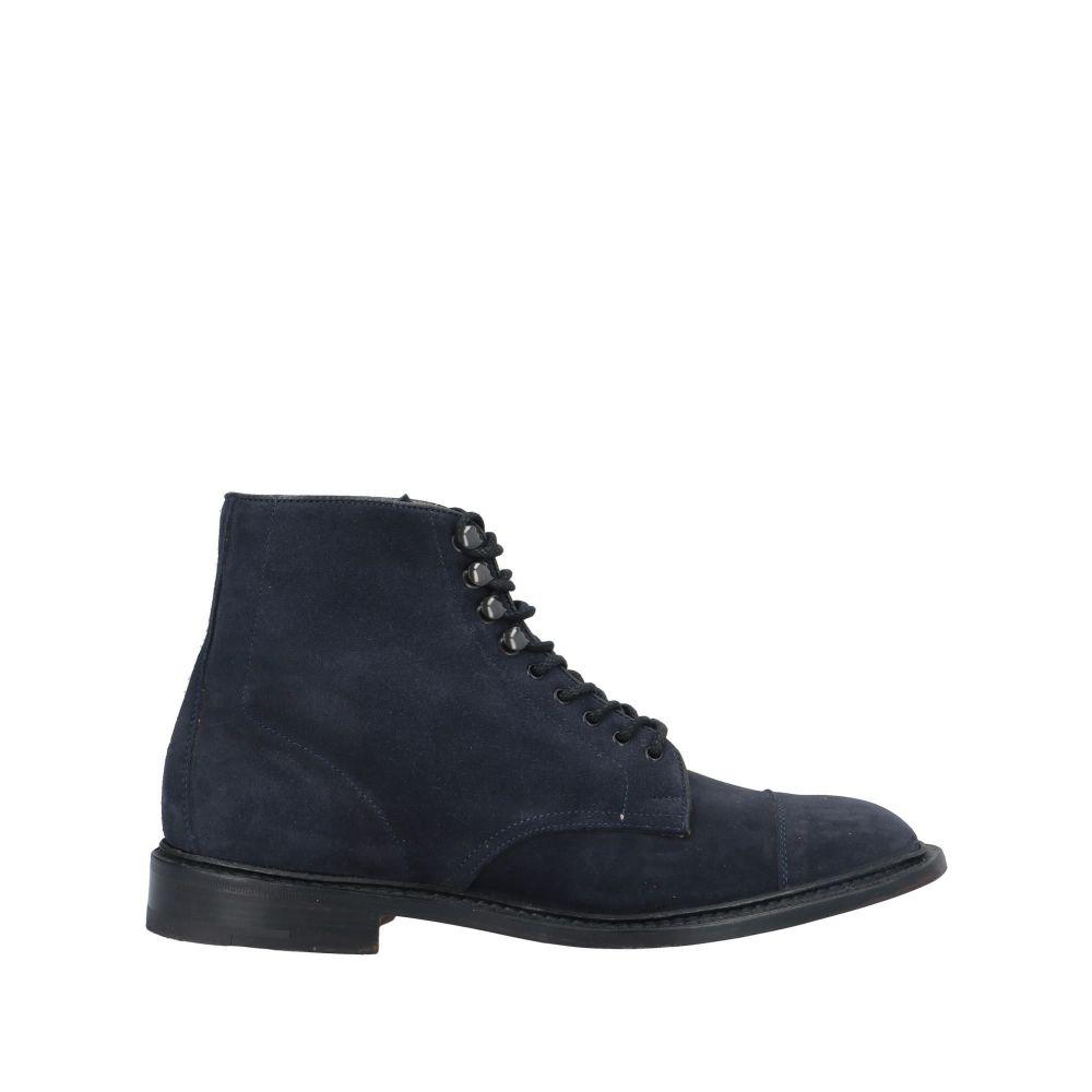 トリッカーズ TRICKER'S メンズ ブーツ シューズ・靴【boots】Dark blue