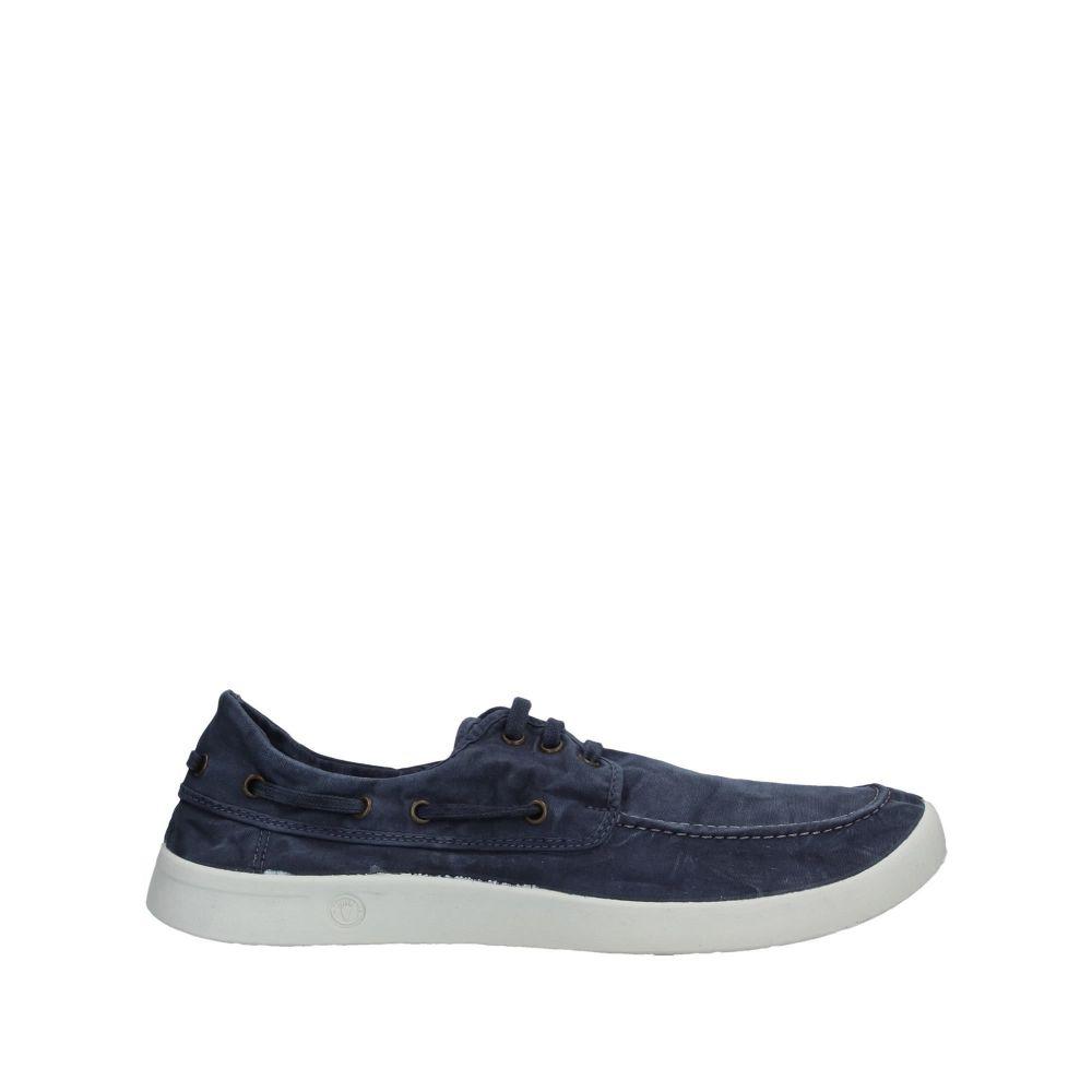 ナチュラルワールド NATURAL WORLD メンズ スニーカー シューズ・靴【sneakers】Slate blue