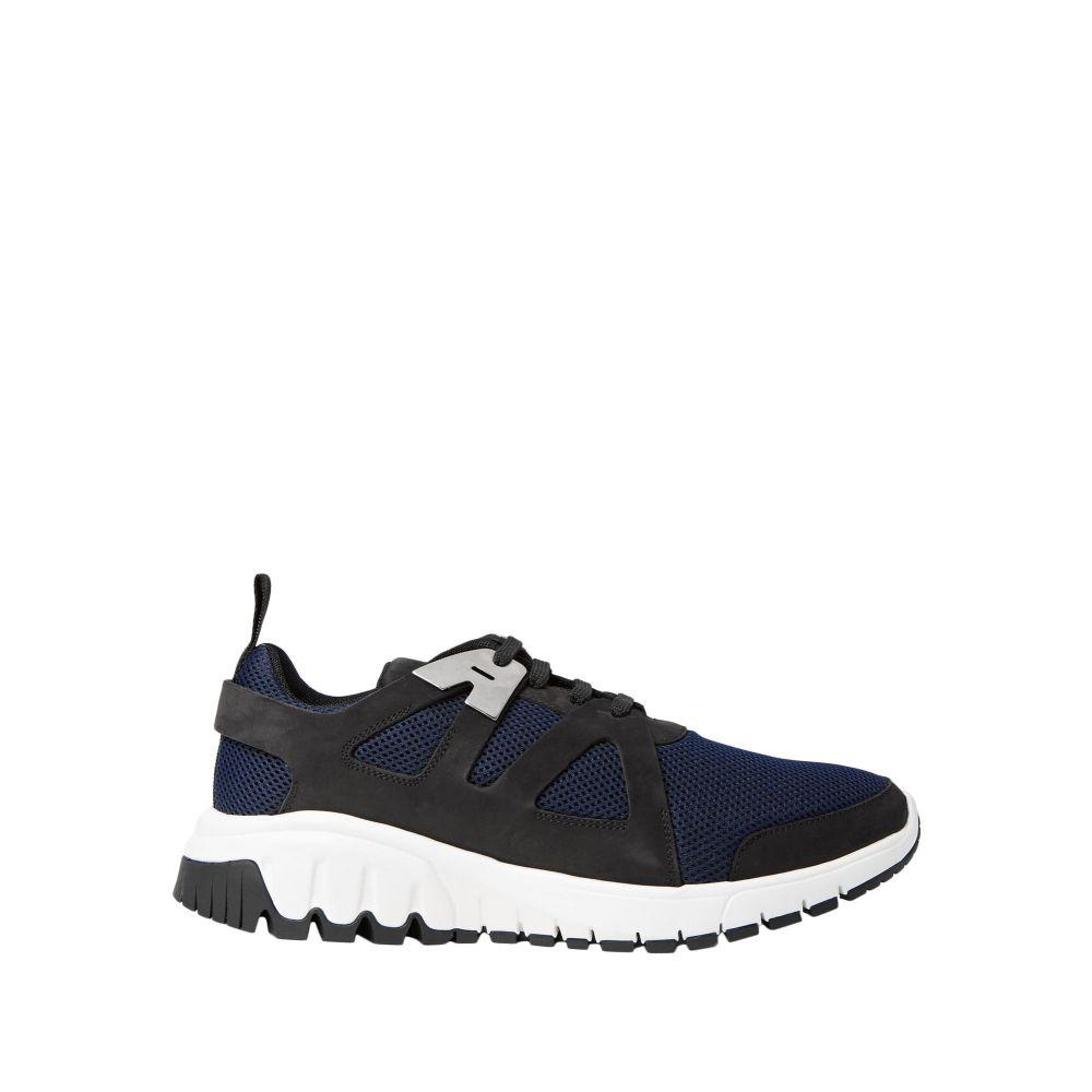ニール バレット NEIL BARRETT メンズ スニーカー シューズ・靴【sneakers】Dark blue