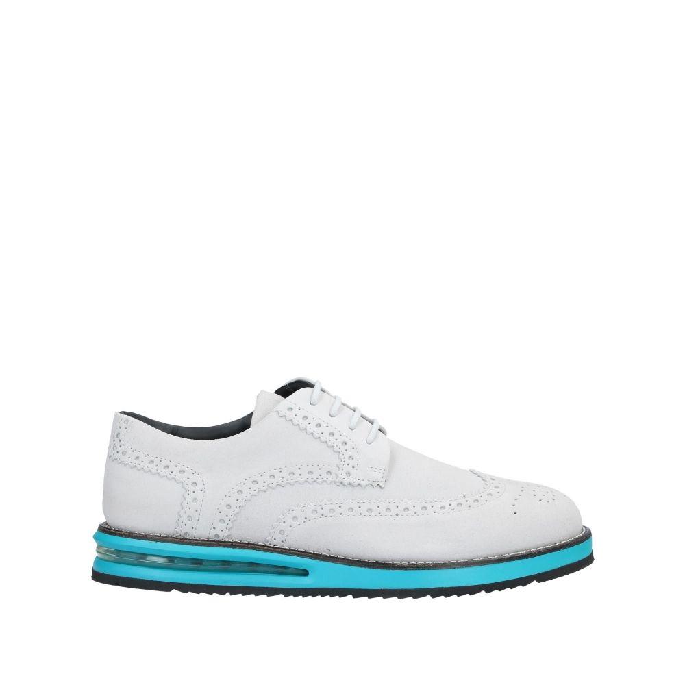 バーレイコーン BARLEYCORN メンズ シューズ・靴 【laced shoes】Light grey