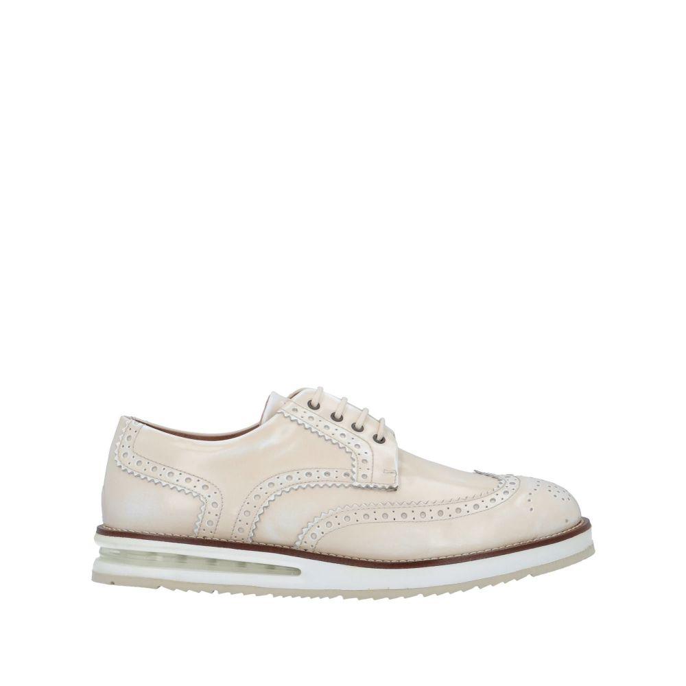 バーレイコーン BARLEYCORN メンズ シューズ・靴 【laced shoes】Ivory