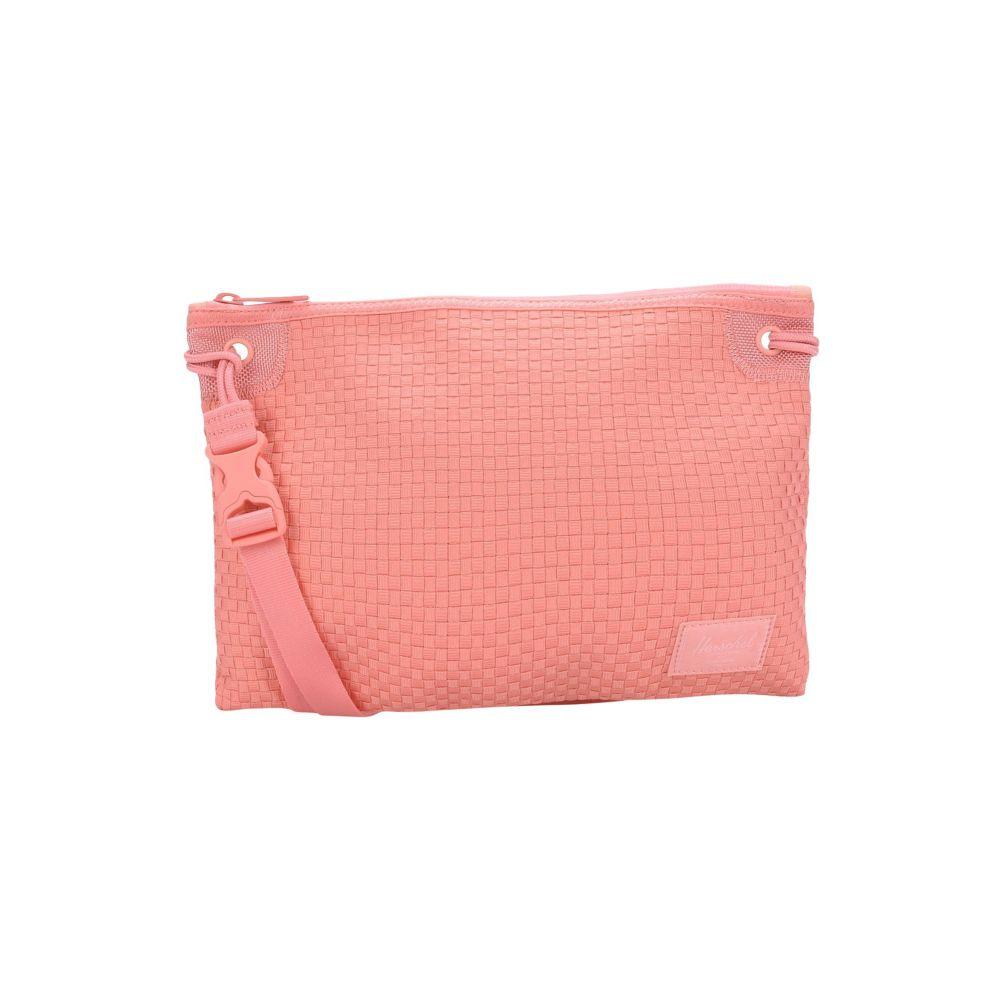 ハーシェル サプライ HERSCHEL SUPPLY CO. メンズ ショルダーバッグ バッグ【alder woven pouch】Pink