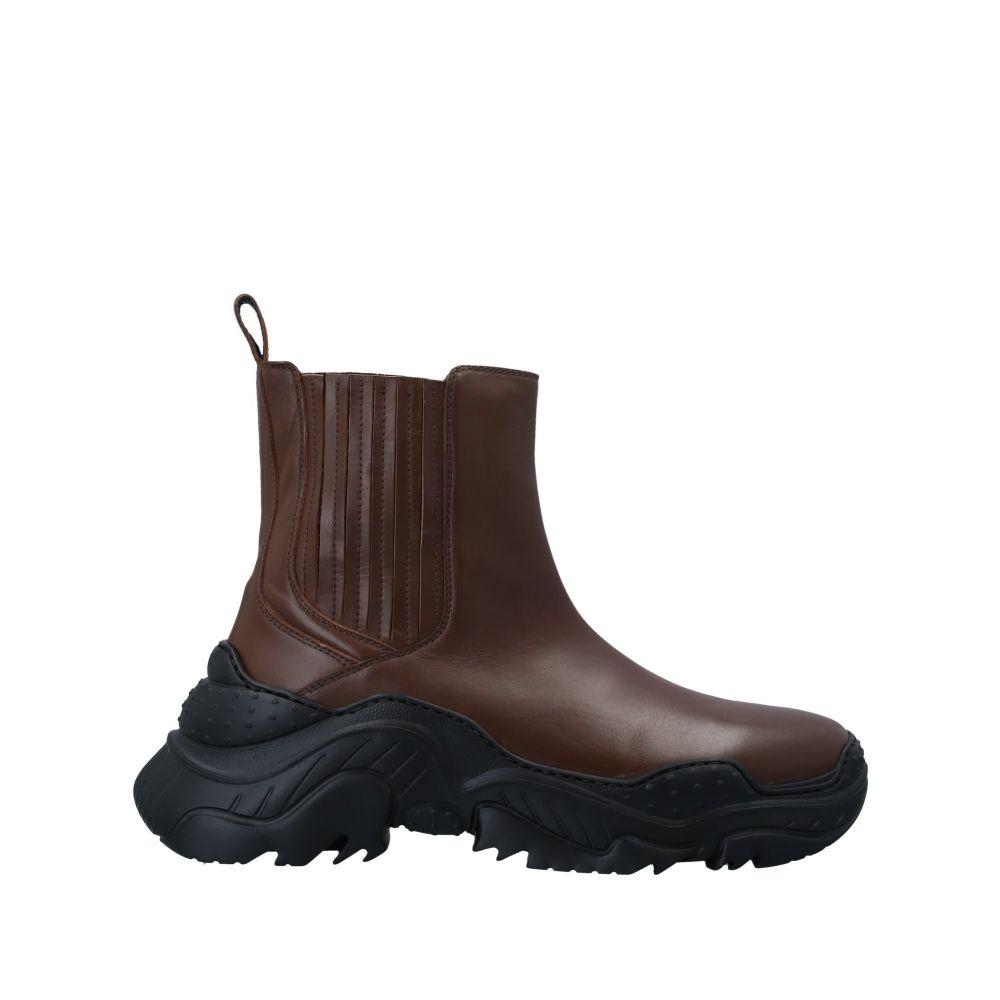 ヌメロ ヴェントゥーノ N21 メンズ ブーツ シューズ・靴【boots】Brown