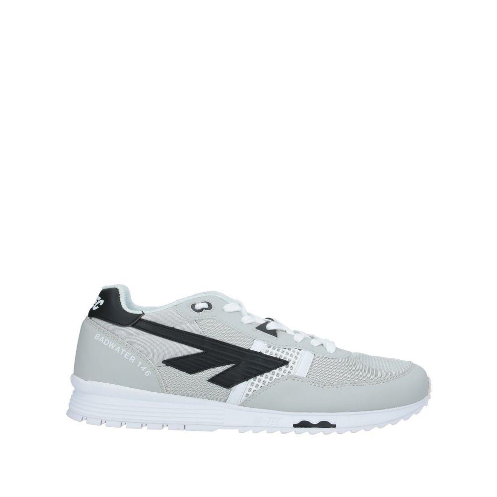 ハイテック HI-TEC メンズ スニーカー シューズ・靴【sneakers】Light grey