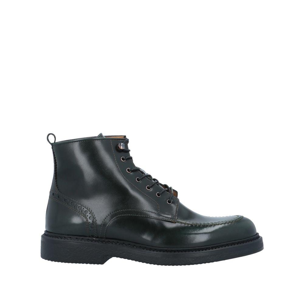 バラクーダ BARRACUDA メンズ ブーツ シューズ・靴【boots】Dark green
