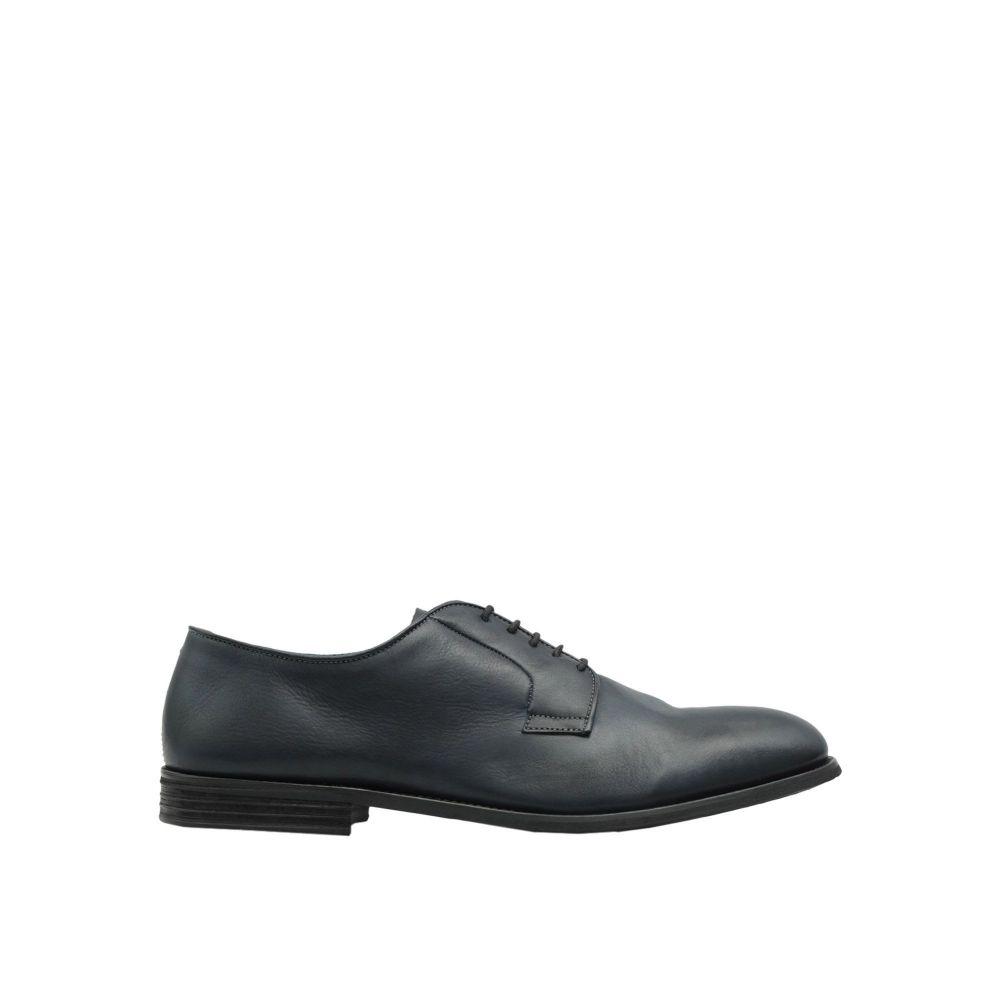 パウエルクス PAWELK'S メンズ シューズ・靴 【laced shoes】Dark blue