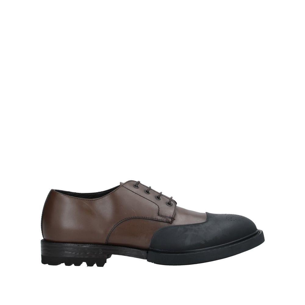 バラクーダ BARRACUDA メンズ シューズ・靴 【laced shoes】Khaki