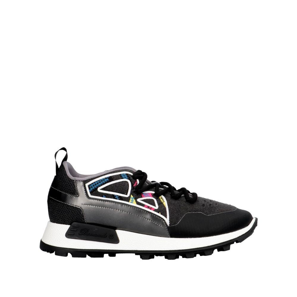 バラクーダ BARRACUDA メンズ スニーカー シューズ・靴【sneakers】Black