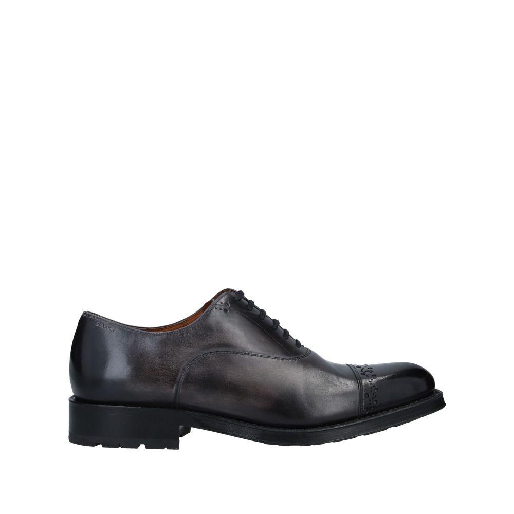 バリー BALLY メンズ シューズ・靴 【laced shoes】Black