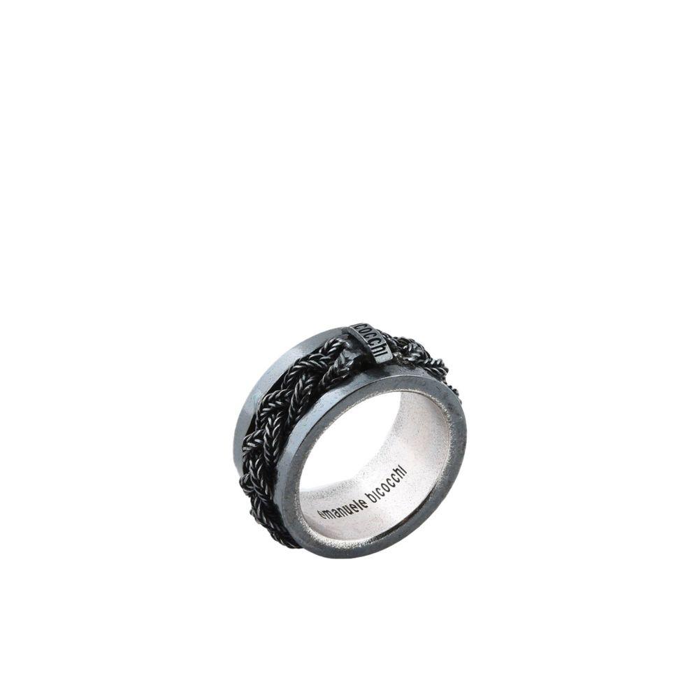 エマニュエレ ビコッキ EMANUELE BICOCCHI メンズ 指輪・リング ジュエリー・アクセサリー【ring】Lead