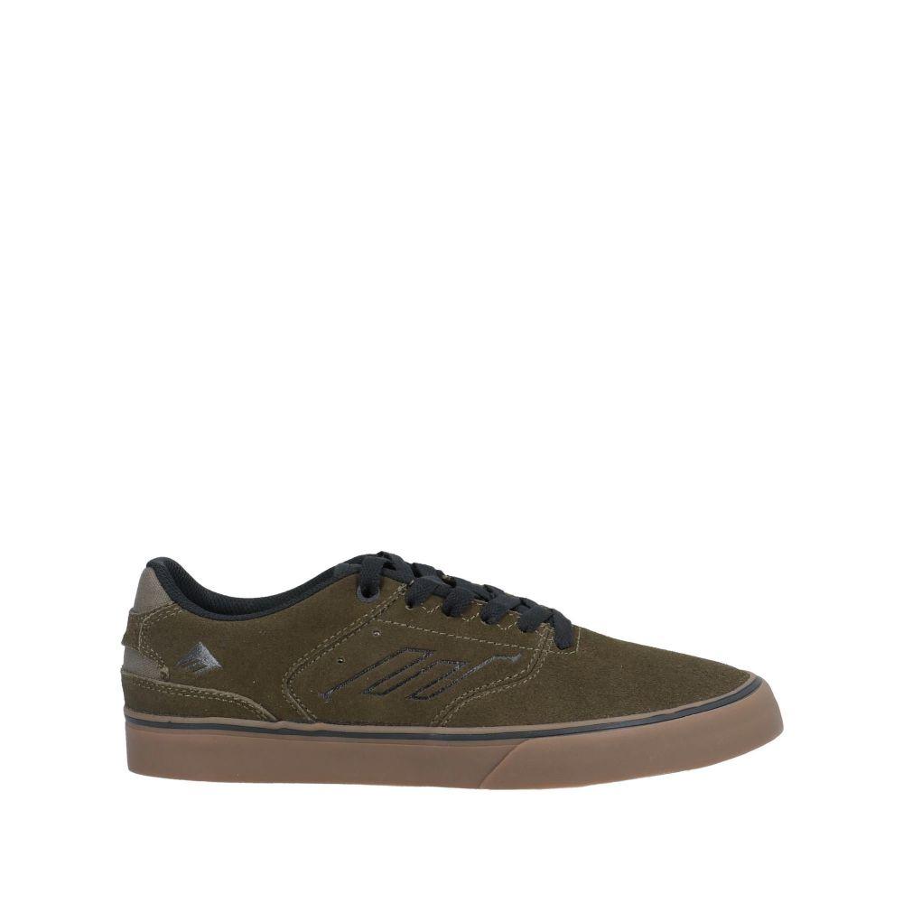 エメリカ EMERICA メンズ スニーカー シューズ・靴【sneakers】Military green