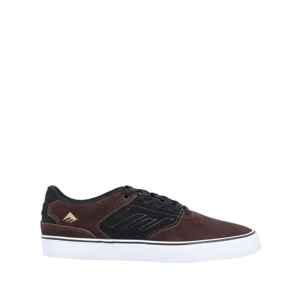 エメリカ EMERICA メンズ スニーカー シューズ・靴【sneakers】Dark brown