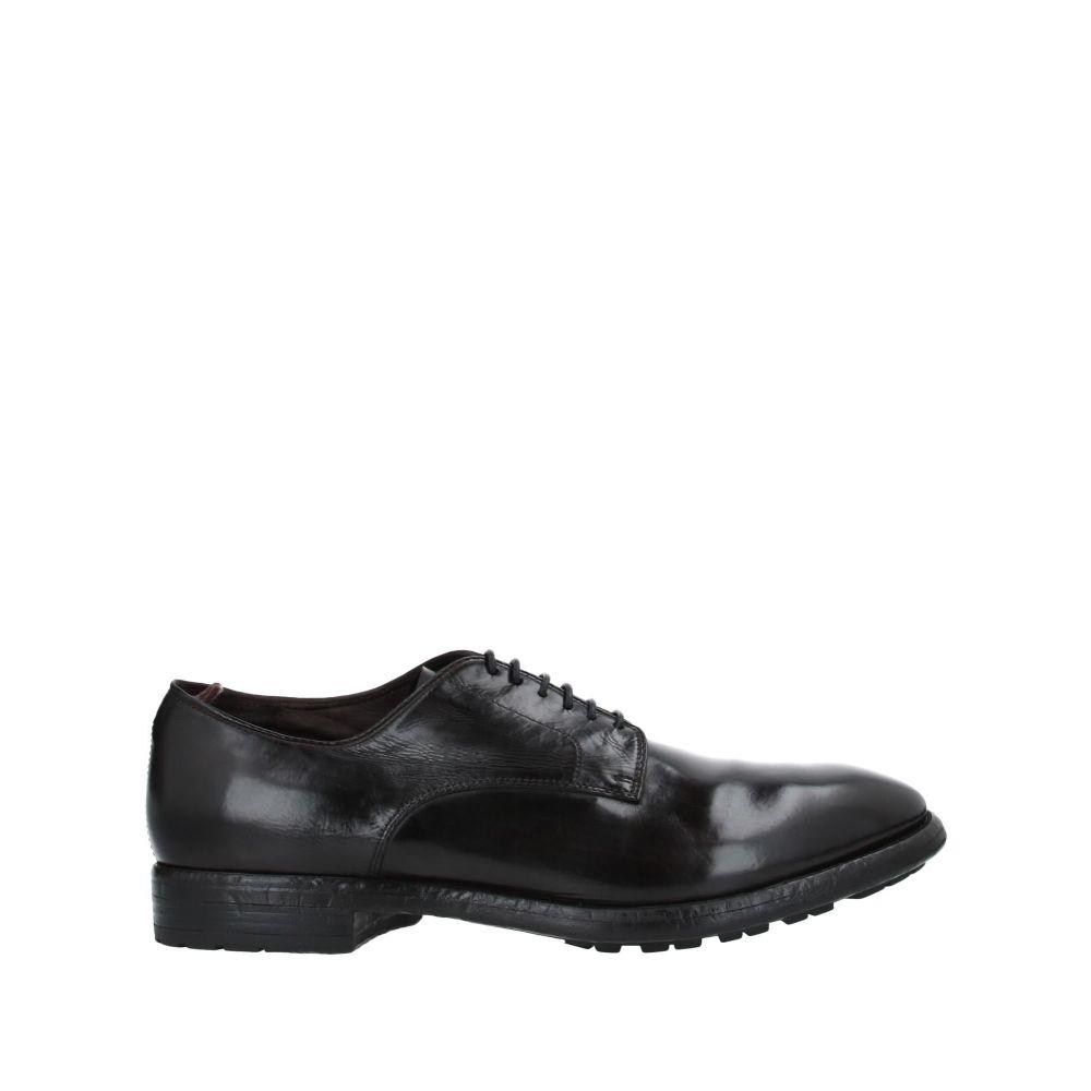 オフィチーネ クリエイティブ OFFICINE CREATIVE ITALIA メンズ シューズ・靴 【laced shoes】Dark brown