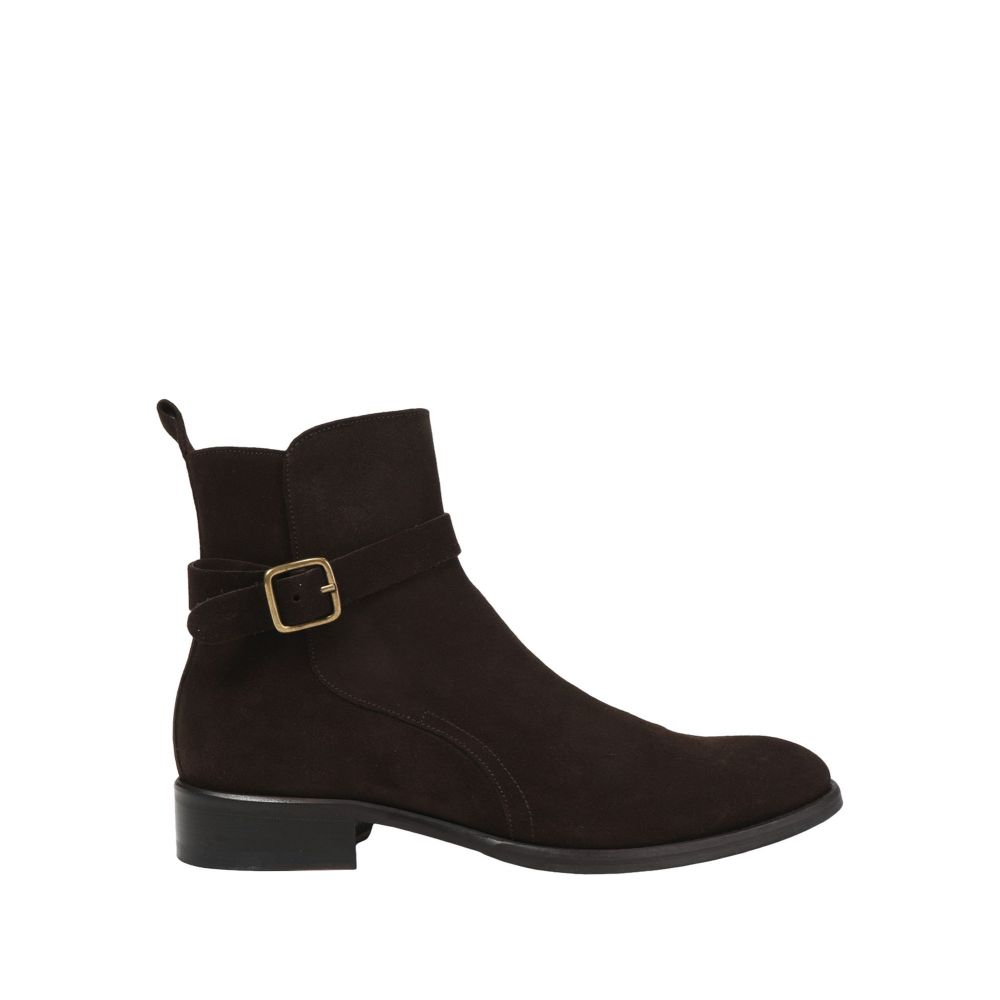 オット バイ ユークス 8 by YOOX メンズ ブーツ シューズ・靴【boots】Dark brown