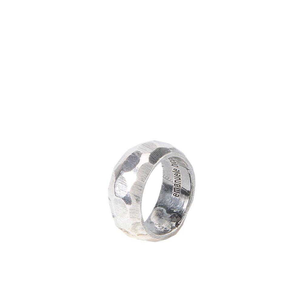 エマニュエレ ビコッキ EMANUELE BICOCCHI メンズ 指輪・リング ジュエリー・アクセサリー【ring】Silver