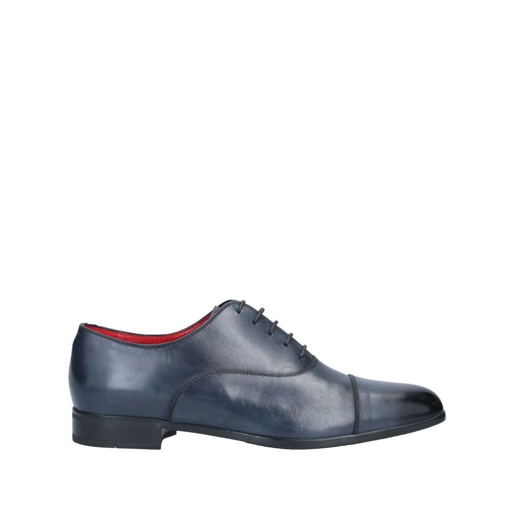 バレット BARRETT メンズ シューズ・靴 【laced shoes】Dark blue