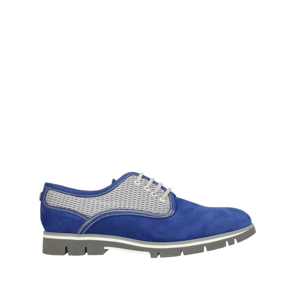 バレット BARRETT メンズ シューズ・靴 【laced shoes】Bright blue