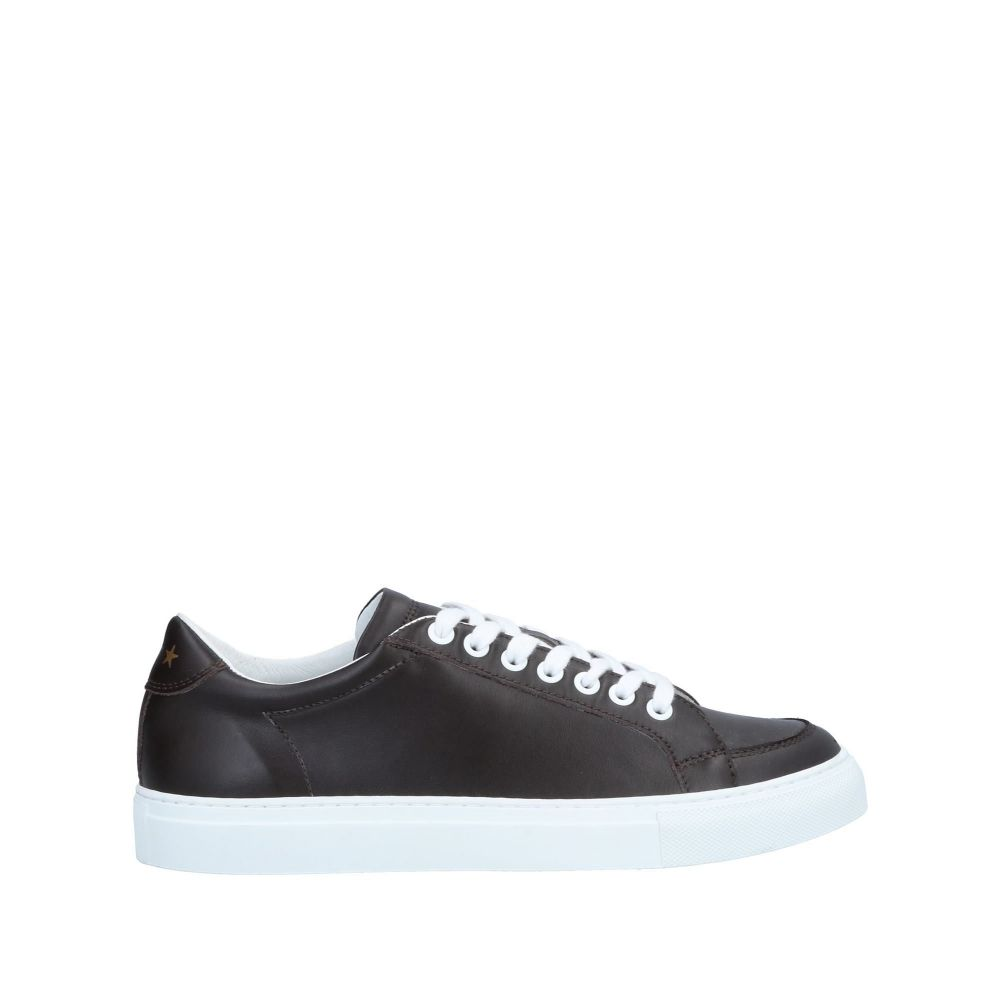 パントフォラ ドーロ PANTOFOLA D'ORO メンズ スニーカー シューズ・靴【sneakers】Dark brown