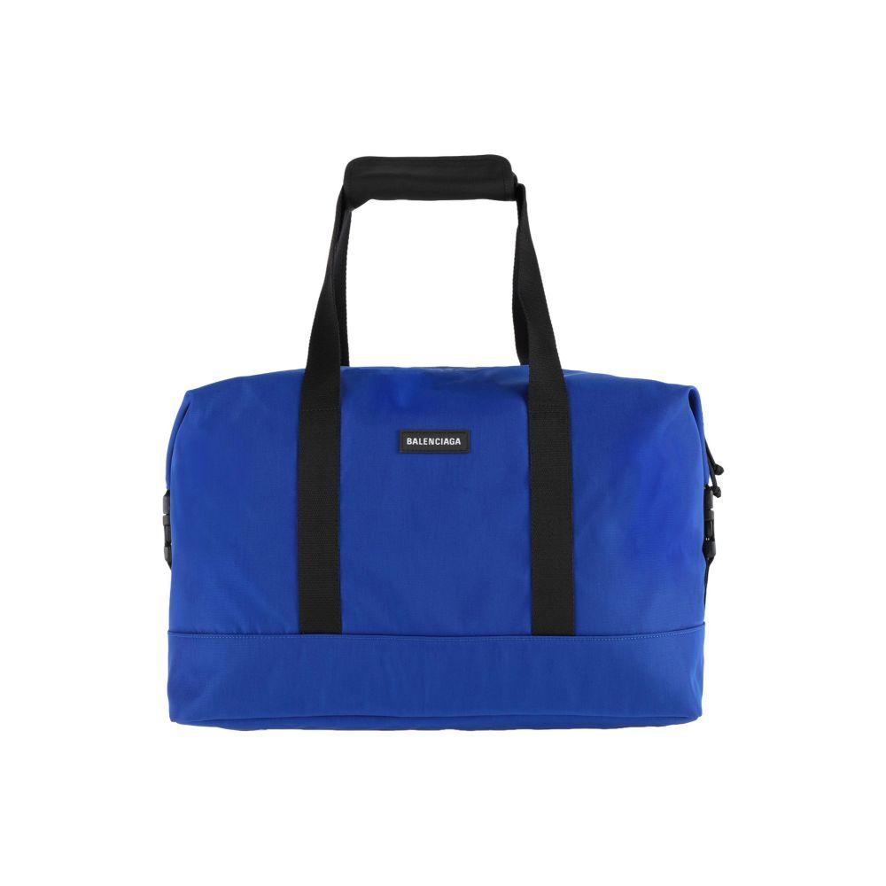 バレンシアガ BALENCIAGA メンズ ボストンバッグ・ダッフルバッグ バッグ【travel & duffel bag】Bright blue
