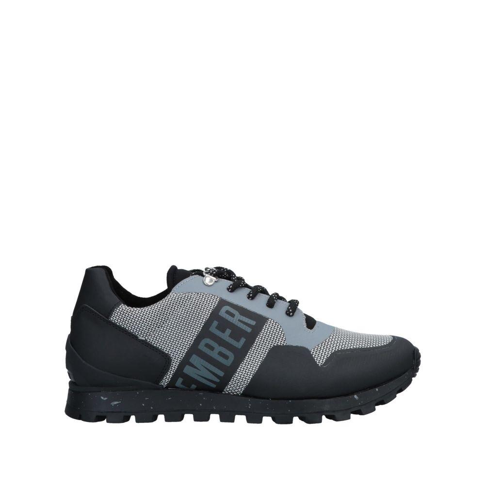 ビッケンバーグ BIKKEMBERGS メンズ スニーカー シューズ・靴【sneakers】Grey