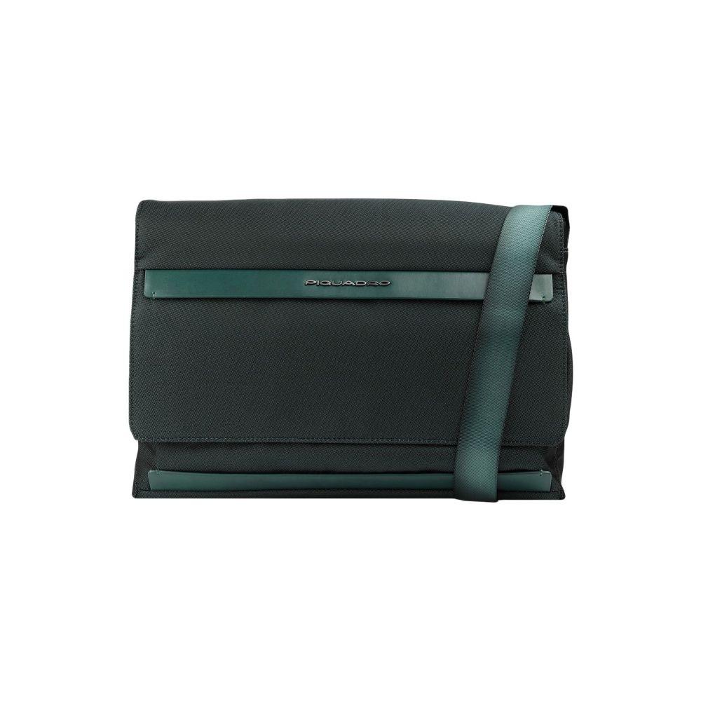 ピクアドロ PIQUADRO メンズ バッグ 【work bag】Green