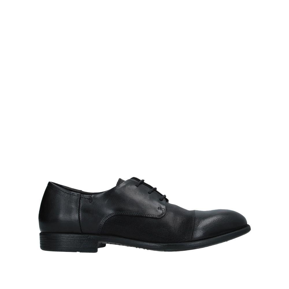ハンドレッド 100 HUNDRED 100 メンズ シューズ・靴 【laced shoes】Black