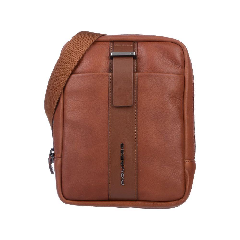 ピクアドロ PIQUADRO メンズ ショルダーバッグ バッグ【cross-body bags】Brown