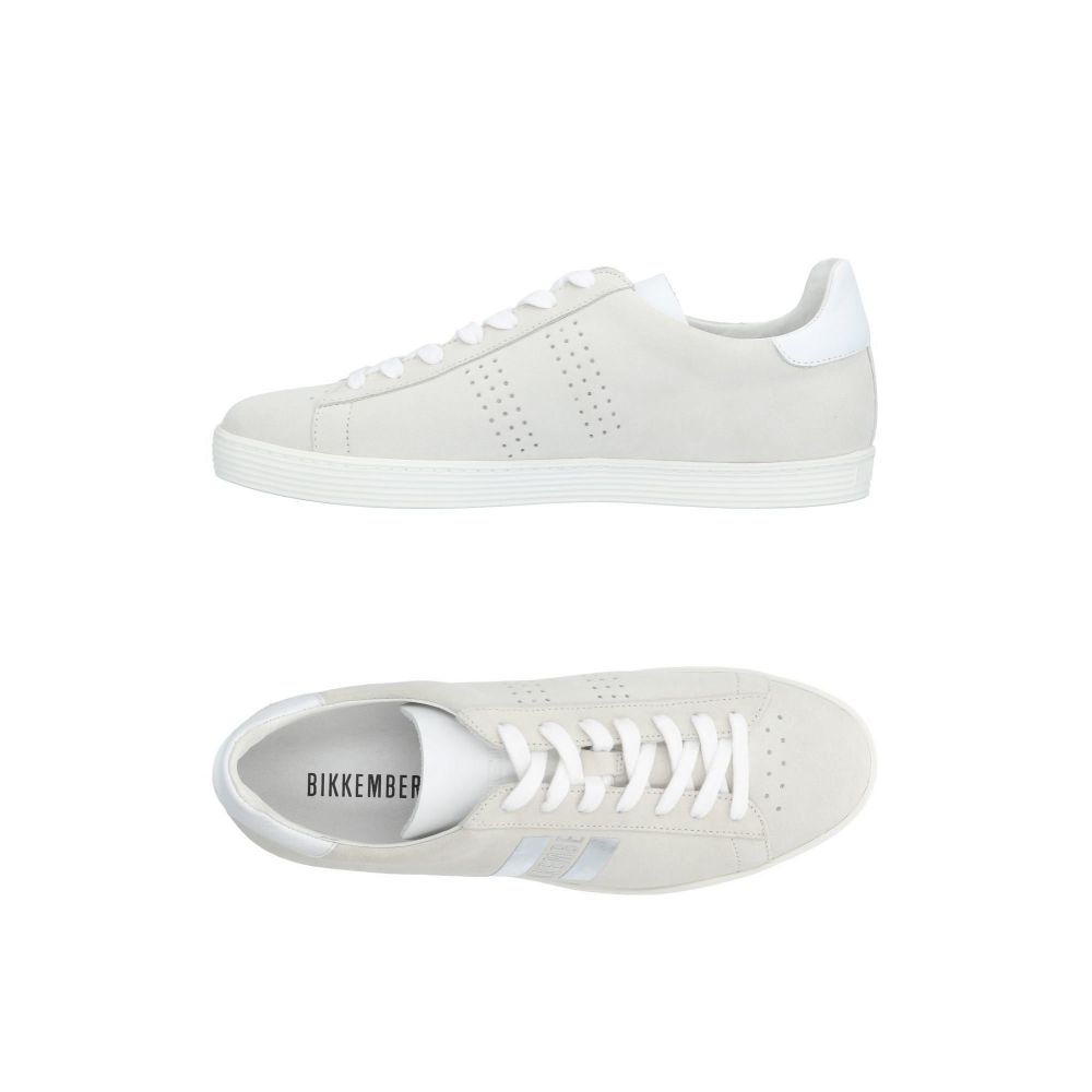 ビッケンバーグ BIKKEMBERGS メンズ スニーカー シューズ・靴【sneakers】Light grey