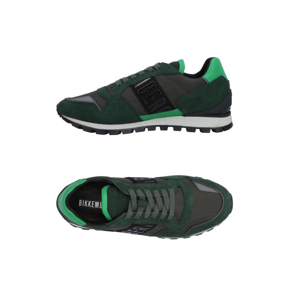 ビッケンバーグ BIKKEMBERGS メンズ スニーカー シューズ・靴【sneakers】Dark green