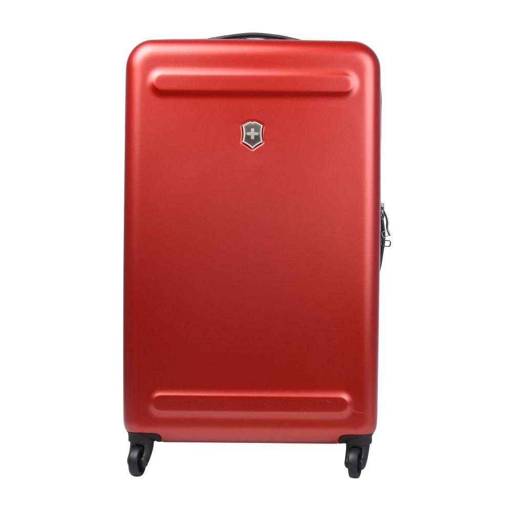 ビクトリノックス VICTORINOX メンズ スーツケース・キャリーバッグ バッグ【etherius large】Red