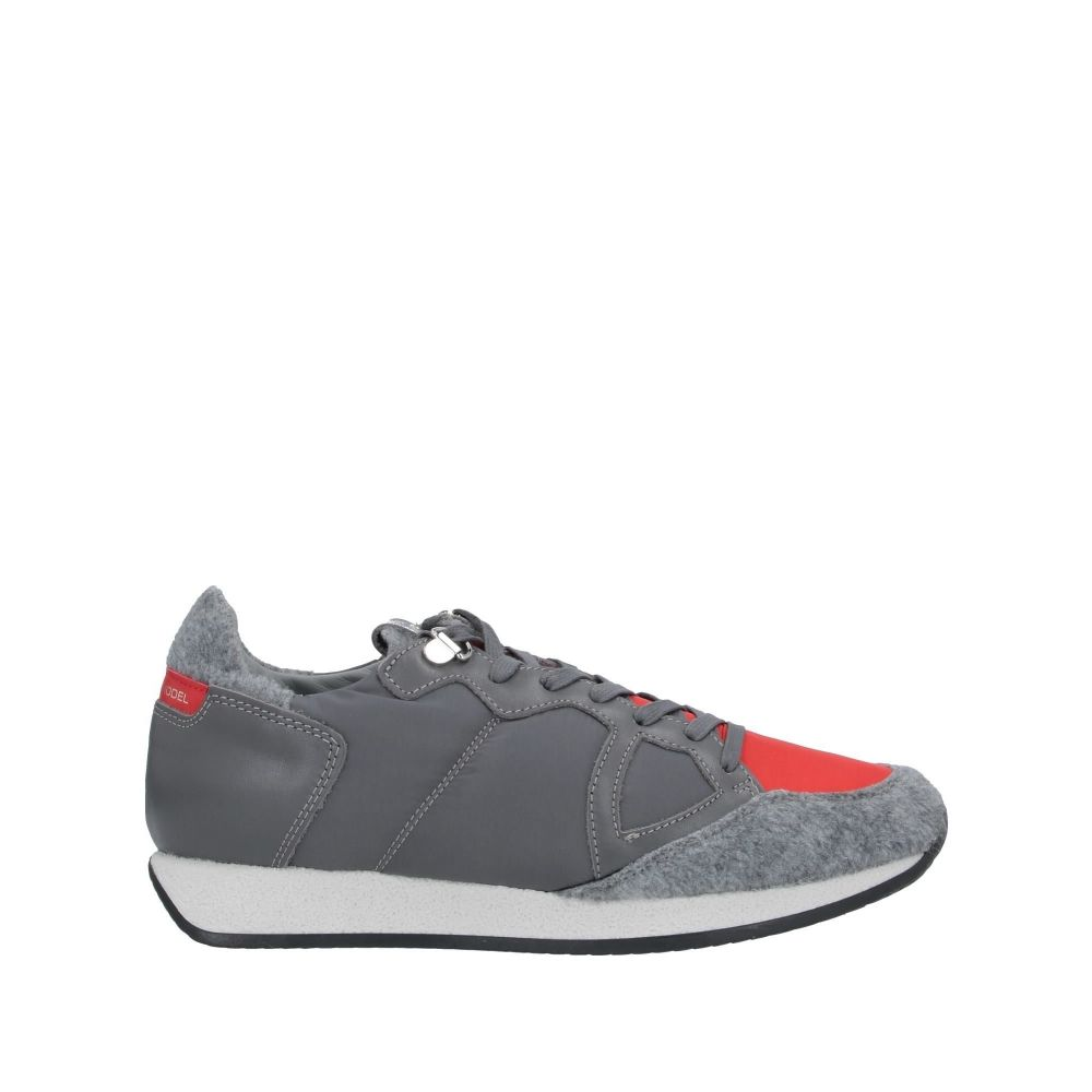 フィリップモデル PHILIPPE MODEL メンズ スニーカー シューズ・靴【sneakers】Grey