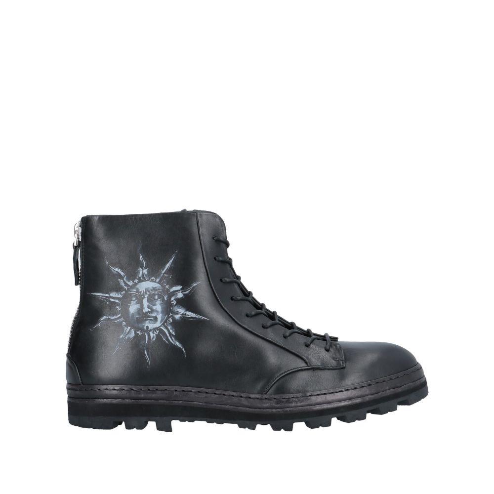 ファウスト パグリッシ FAUSTO PUGLISI メンズ ブーツ シューズ・靴【boots】Black