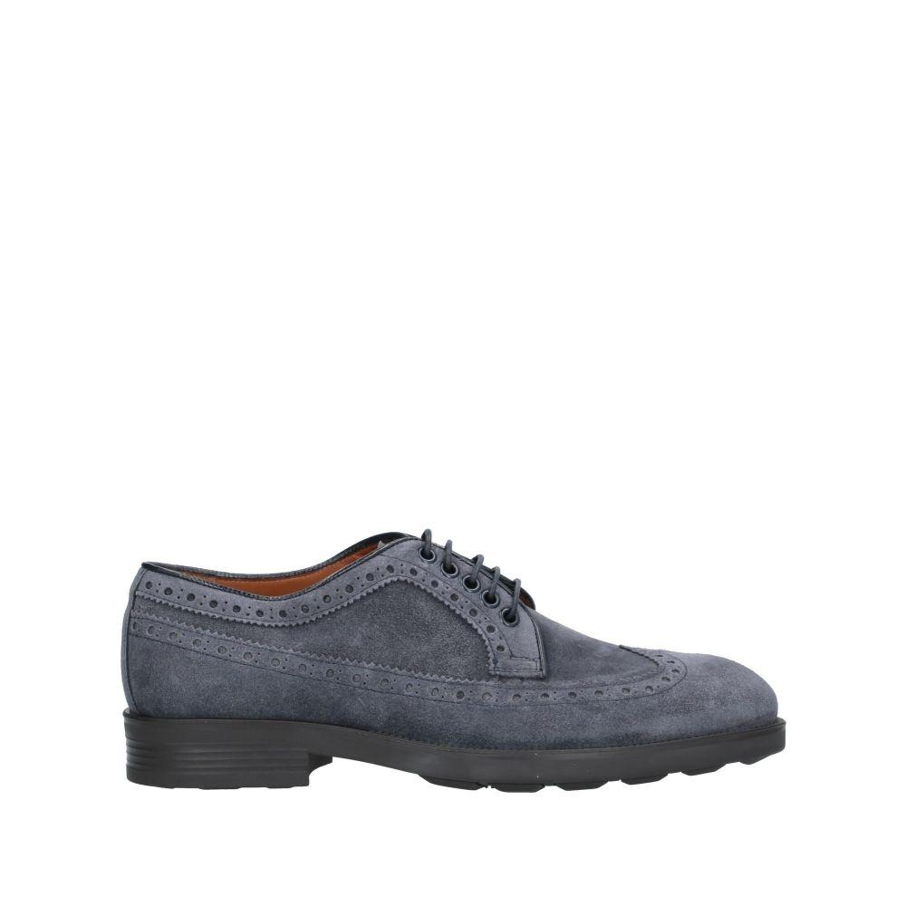 ファビ FABI メンズ シューズ・靴 【laced shoes】Grey