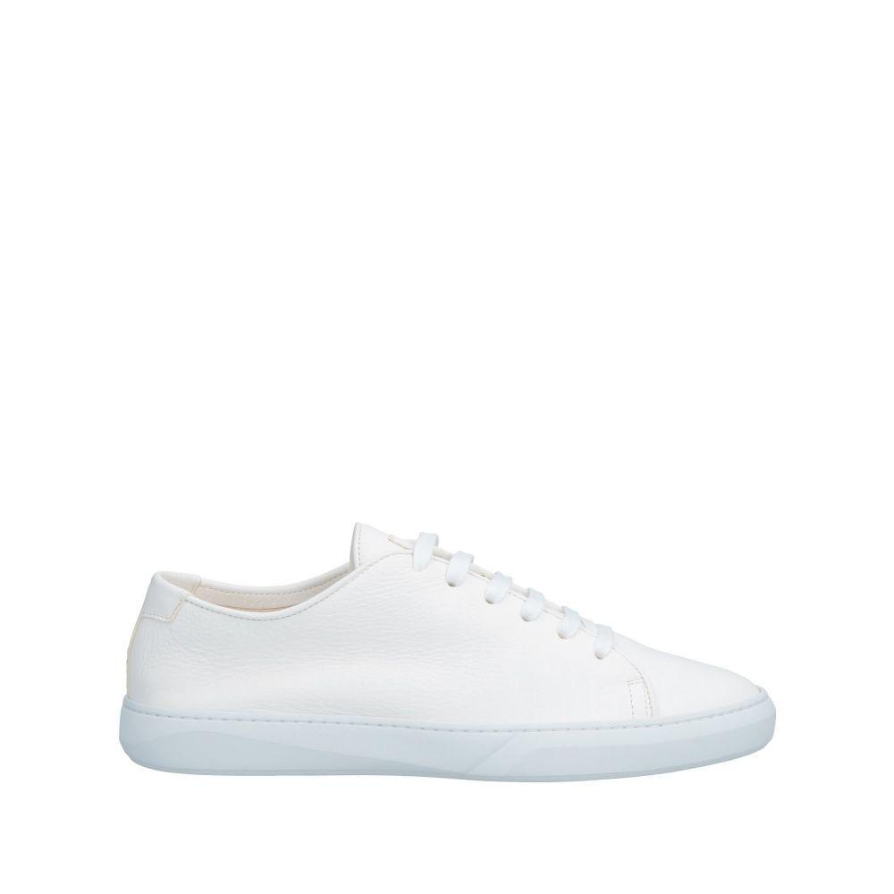 ファビアーノ リッチ FABIANO RICCI メンズ スニーカー シューズ・靴【sneakers】White