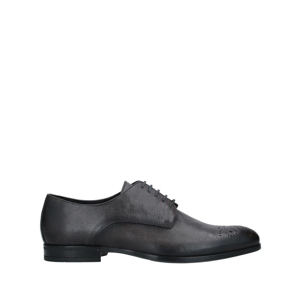 ファビアーノ リッチ FABIANO RICCI メンズ シューズ・靴 【laced shoes】Steel grey