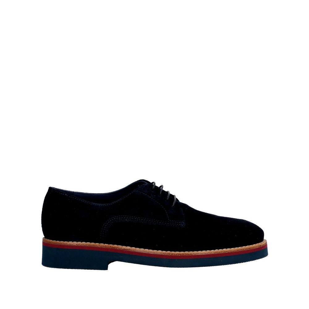 ファビ FABI メンズ シューズ・靴 【laced shoes】Dark blue
