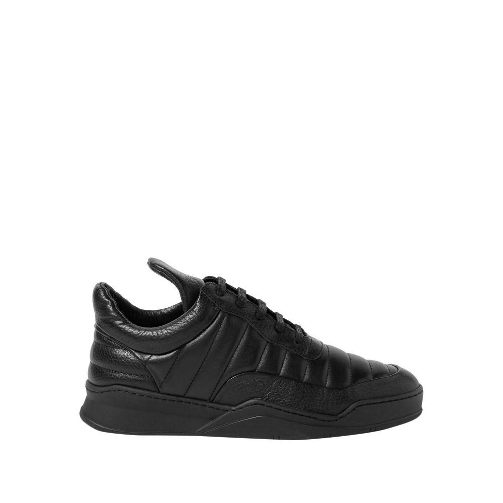 フィリング ピース FILLING PIECES メンズ スニーカー シューズ・靴【sneakers】Black