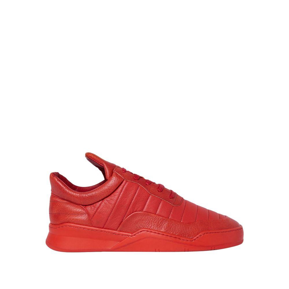 フィリング ピース FILLING PIECES メンズ スニーカー シューズ・靴【sneakers】Red