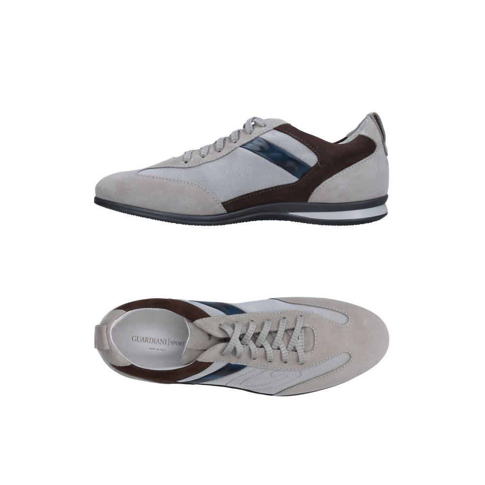 アルベルト ガルディアーニ ALBERTO GUARDIANI メンズ スニーカー シューズ・靴【sneakers】Light grey
